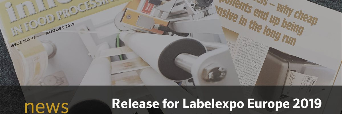 news innovations and labelexpo europe linerless artimelt EN 2
