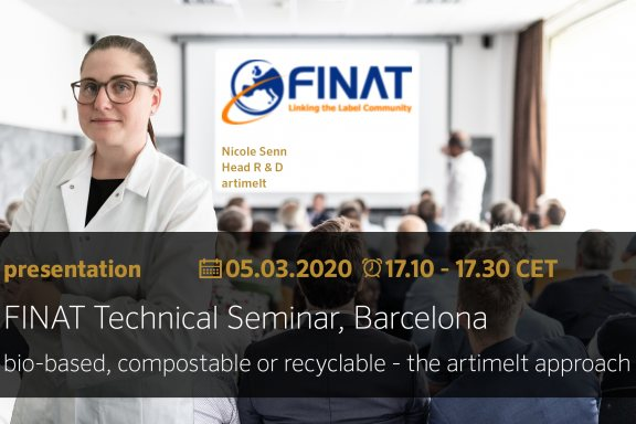 Banner News artimelt FINAT technical Seminar Website